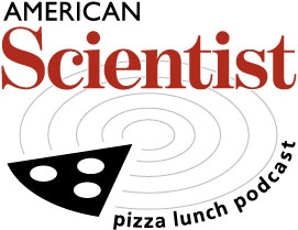 American Scientist Pizza Lunch
