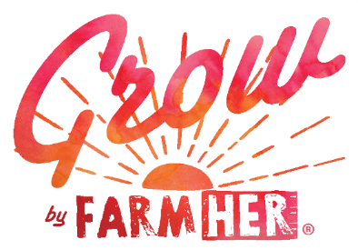 Grow by FarmHer logo