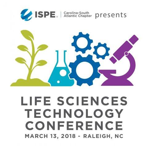 ISPE 2018 Conference logo