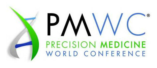 Precision Medicine World Conference logo