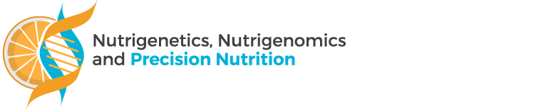Nutrigenetics, Nutrigenomics and Precision Nutrition Logo