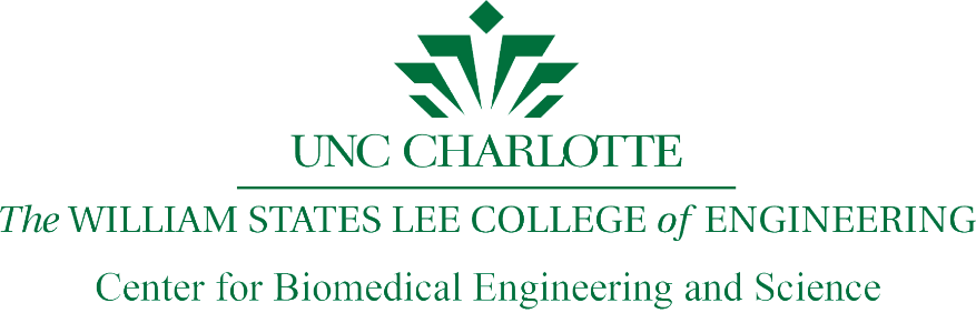 UNCC Center for Biomedical Engineering & Science Logo