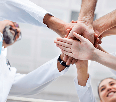 Success in precision health requires teamwork. -- iStock photo