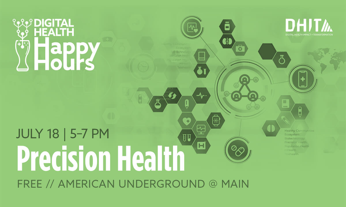 Digital Health Happy Hours Precision Health