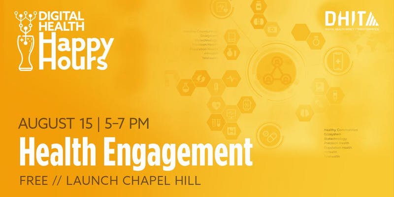 Digital Health Happy Hours: Health Engagement