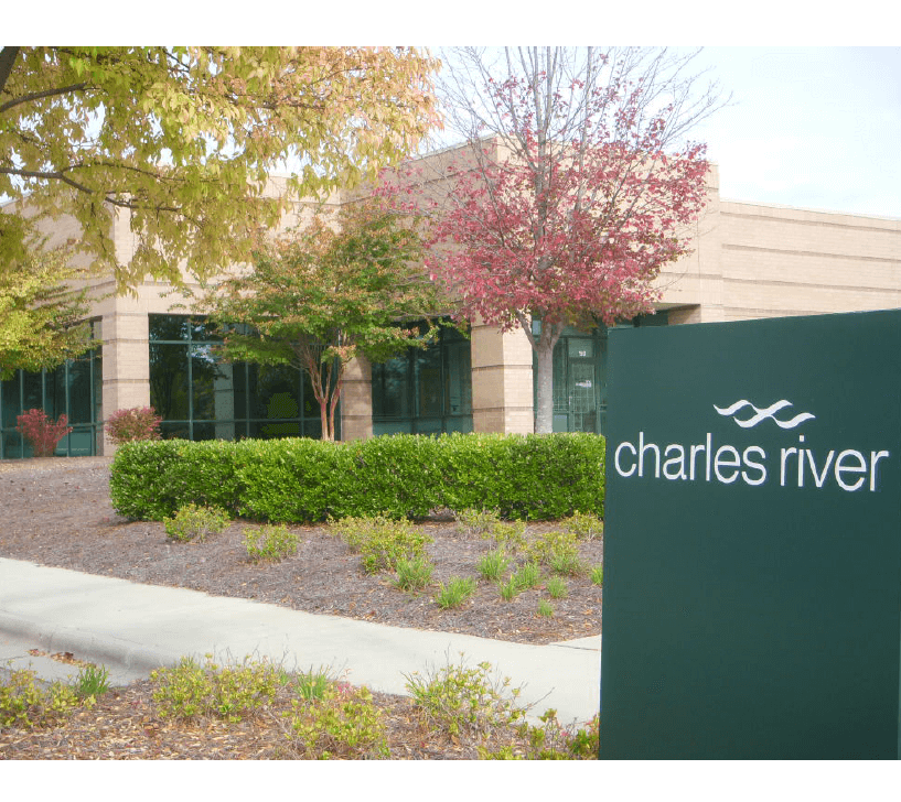 Charles River New Building