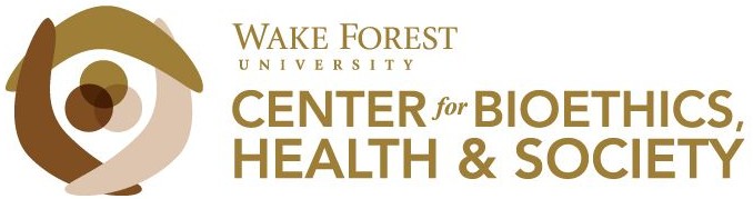 Center for Bioethics Health and Society logo