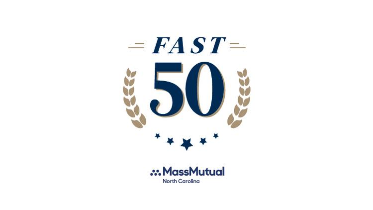 Triangle Business Journal Fast 50 Private Companies