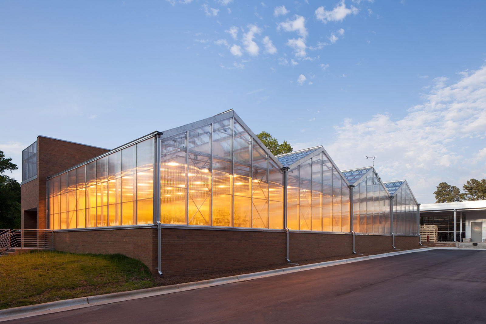 AgBiome greenhouse