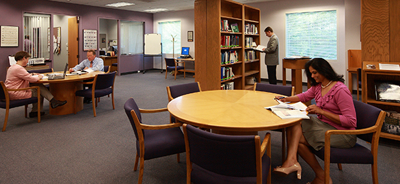 NCBiotech Center Library