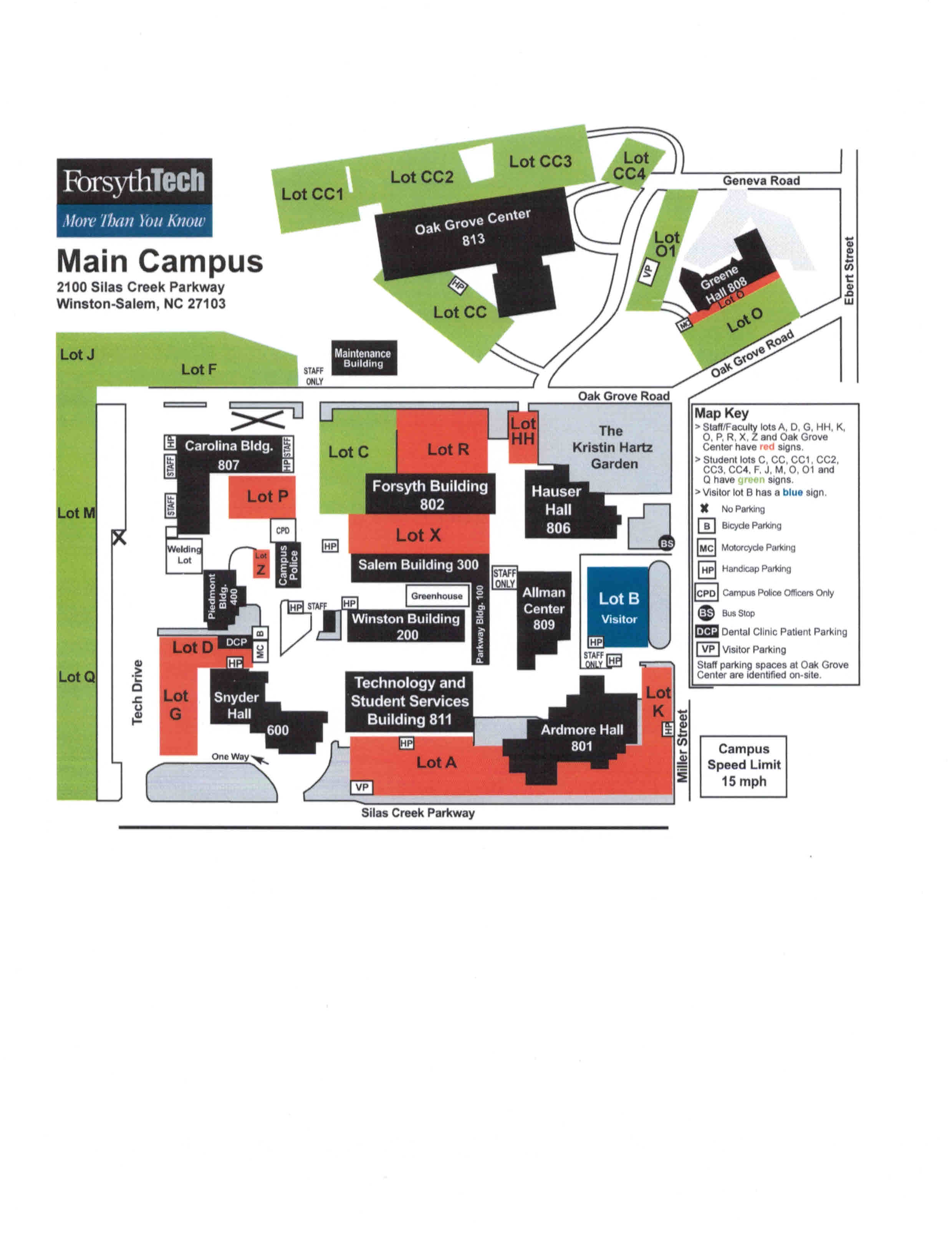 forsyth tech campus map Triad Dr Anthony Atala Regenerative Medicine Current Concepts forsyth tech campus map