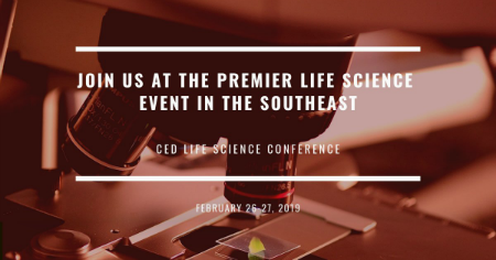 2019 Life Science Conference logo