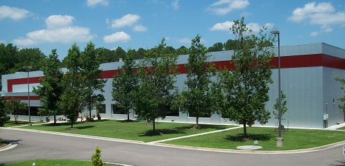 Sagent Pharmaceuticals North Raleigh factory
