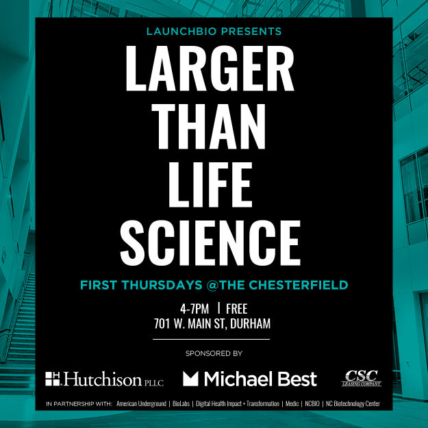 Larger Than Life Science image