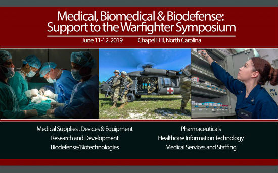 Support to the Warfighter Symposium logo