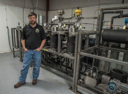 Entrepreneurship, Tobacco Bring Science, Money to NC Industrial Hemp