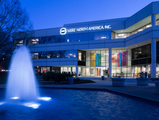 Merz North America headquarters
