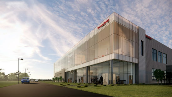 Thermo Fisher expansion rendering.