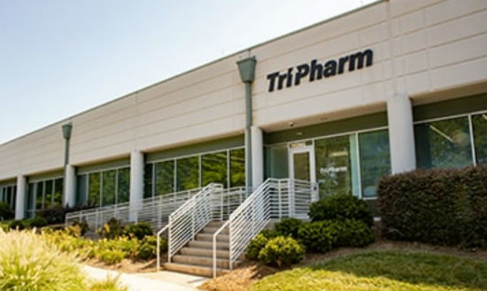 TriPharm Services' new Morrisville facility